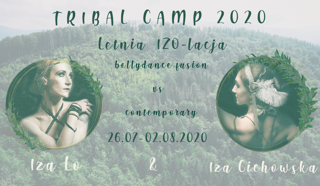 Letnia Izolacja TRIBAL CAMP lokalnie 2020